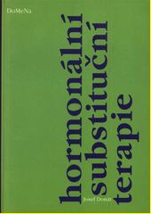 Hormonální substituční terapie  (odkaz v elektronickém katalogu)