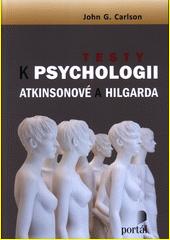 Testy k Psychologii Atkinsonové a Hilgarda  (odkaz v elektronickém katalogu)