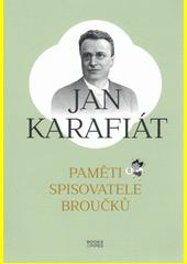 Paměti spisovatele Broučků  (odkaz v elektronickém katalogu)