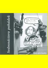 Sedmnáctero pohádek : texty pro loutky (odkaz v elektronickém katalogu)