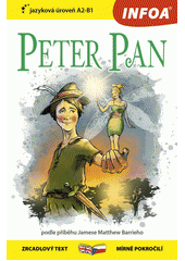 Peter Pan = Petr Pan  (odkaz v elektronickém katalogu)