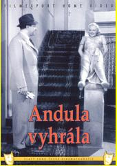 Andula vyhrála  (odkaz v elektronickém katalogu)