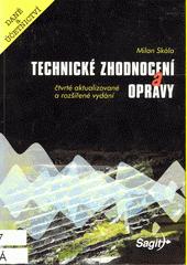 Technické zhodnocení a opravy  (odkaz v elektronickém katalogu)