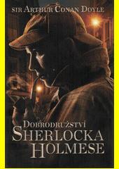 Dobrodružství Sherlocka Holmese  (odkaz v elektronickém katalogu)