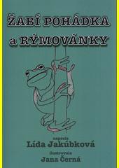 Žabí pohádka  (odkaz v elektronickém katalogu)