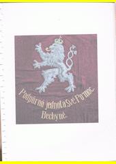 Podpůrná jednota Svépomoc Bechyně  (odkaz v elektronickém katalogu)