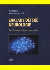 Základy dětské neurologie  (odkaz v elektronickém katalogu)