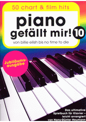 Piano gefällt mir!. 10 (odkaz v elektronickém katalogu)