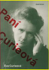 Paní Curieová (odkaz v elektronickém katalogu)