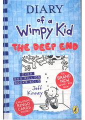 Diary of a wimpy kid. The deep end  (odkaz v elektronickém katalogu)