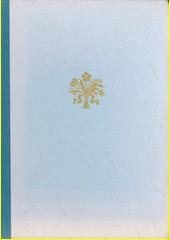 Děti své doby : jak se jeví v slohových zápiscích žákyň měšťanských škol pražských  (odkaz v elektronickém katalogu)
