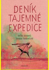 Deník tajemné expedice  (odkaz v elektronickém katalogu)