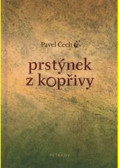 Prstýnek z kopřivy : verše a monotypy  (odkaz v elektronickém katalogu)