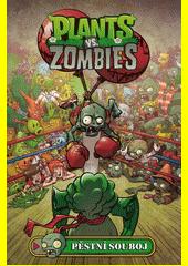 Plants vs. Zombies. Pěstní souboj  (odkaz v elektronickém katalogu)