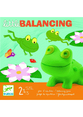 Little Balancing = Lekníny a žabky (odkaz v elektronickém katalogu)