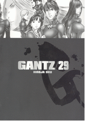 Gantz. 29  (odkaz v elektronickém katalogu)
