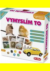 Vymyslím to : hry pro předškoláky (odkaz v elektronickém katalogu)