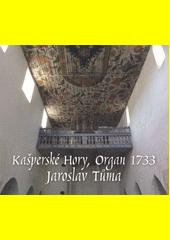 Kašperské Hory, Organ 1733  (odkaz v elektronickém katalogu)