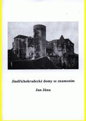 Jindřichohradecké domy se znamením  (odkaz v elektronickém katalogu)