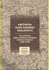 Aretinova mapa Českého království  (odkaz v elektronickém katalogu)