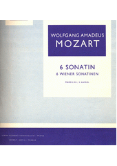 6 sonatin = 6 Wiener Sonatinen : piano  (odkaz v elektronickém katalogu)
