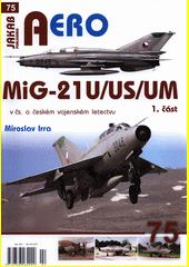 MiG-21U (odkaz v elektronickém katalogu)