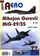 Mikojan Gurevič MiG-29 (odkaz v elektronickém katalogu)