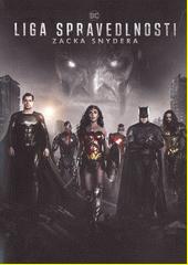 Liga spravedlnosti Zacka Snydera  (odkaz v elektronickém katalogu)