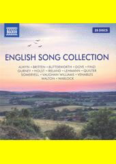 English Song Collection (odkaz v elektronickém katalogu)