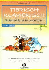 Tierisch Klavierisch. Band 1 (odkaz v elektronickém katalogu)