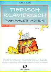 Tierisch Klavierisch. Band 2 (odkaz v elektronickém katalogu)