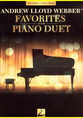 Favorites for piano duet (odkaz v elektronickém katalogu)