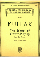 School of Octave Playing, Op. 48. Section II, Seven Studies (odkaz v elektronickém katalogu)