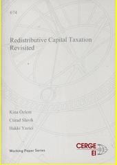 Redistributive capital taxation revisited  (odkaz v elektronickém katalogu)