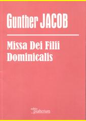 Missa Dei Filii  (odkaz v elektronickém katalogu)