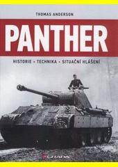 Panther : historie, technika, situační hlášení  (odkaz v elektronickém katalogu)