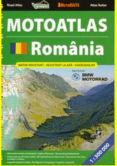 Motoatlas România : Carpathian 2 wheels guide  (odkaz v elektronickém katalogu)