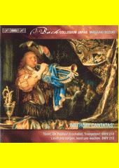 Secular Cantatas, Vol.5  (odkaz v elektronickém katalogu)