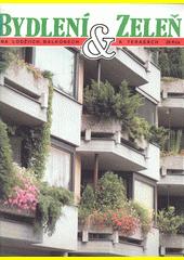 Bydlení & zeleň na lodžiích, balkonech a terasách  (odkaz v elektronickém katalogu)