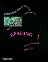 Reading 1 /Simon Greenall, Diana Pye (odkaz v elektronick�m katalogu)