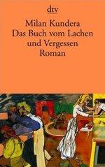 Das Buch vom Lachen und Vergessen : Roman  (odkaz v elektronickém katalogu)