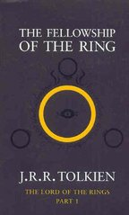 The fellowship of the ring : being the first part of The lord of the rings / by J.R.R. Tolkien (odkaz v elektronickém katalogu)