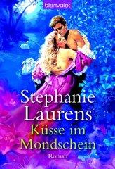Küsse im Mondschein :Roman /Stephanie Laurens ; aus dem Amerikanischen von Elke Bartels (odkaz v elektronickém katalogu)