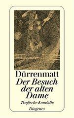 Der Besuch der alten Dame : eine tragische Komödie  (odkaz v elektronickém katalogu)