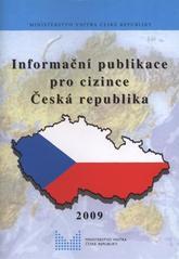 Informacionnyj bjulleten' dlja inostrancev v Češskoj Respublike (odkaz v elektronickém katalogu)