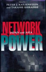 Network power : Japan and Asia / edited by Peter J. Katzenstein and Takashi Shiraishi (odkaz v elektronick�m katalogu)