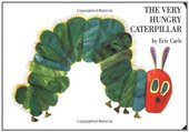 The Very Hungry Caterpillar  (odkaz v elektronickém katalogu)