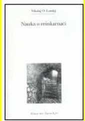 Nauka o reinkarnaci  (odkaz v elektronickém katalogu)