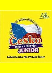 Česko junior : otázky a odpovědi : zábavná hra pro zvídavé Čechy (odkaz v elektronickém katalogu)