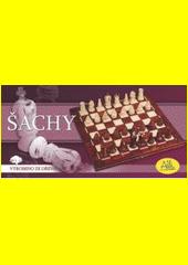 Šachy dřevěné (odkaz v elektronickém katalogu)